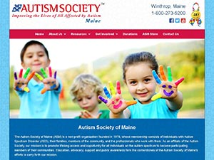 The Autism Society of Maine