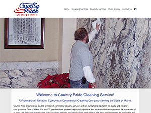 Country Pride Cleaning Service